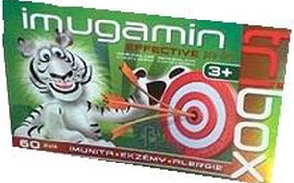 RAPETO TRIBOX Imugamin pro děti 60 dražé + pasta