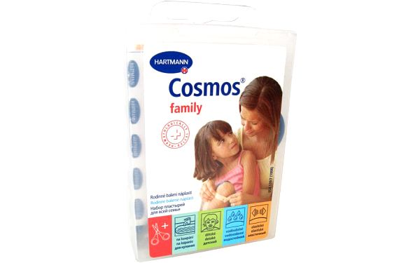 Cosmos Family 10 kusů + nůžky