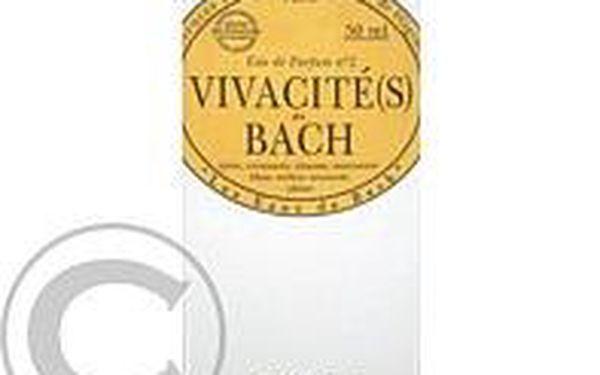 BIO Bachovky Vivacité energizující přírodní parfém 50ml