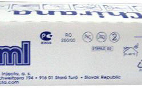 Injekční stříkačka 5 ml Chirana Luer jednorazová 100ks