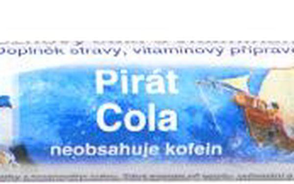 Intact rolička hroznový cukr +vitaminC pirát 40g