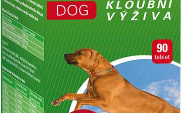 AVEFLOR Avecare Dog kloubní výživa MSM+ glukosamin 90tbl pesAveflor