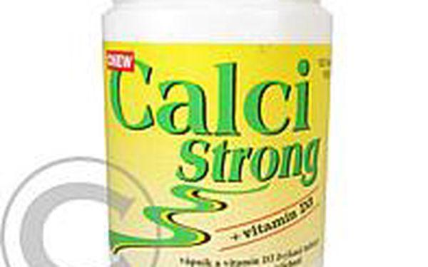 VITABALANS Calci Strong Chew + Vitamín D3 120 tablet