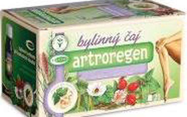 TOPVET Artroregen čaj 20 sáčků