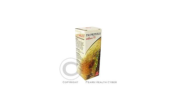 PURUS MEDA PURUS MEDA PM Propolis extra 5 % kapky 50 ml
