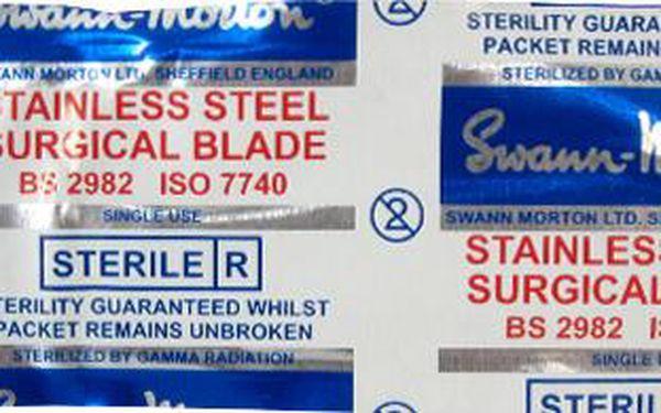 JAI SURGICAL čepelka skalpelová č.21 sterilní 1ks
