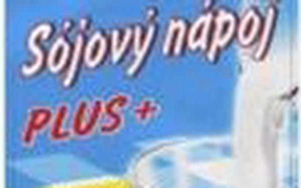 MOGADOR Zajíc sójový nápoj plus sáček 350 g