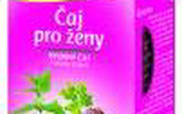 LEROS NATUR Čaj pro ženy 20 x 1,5 g