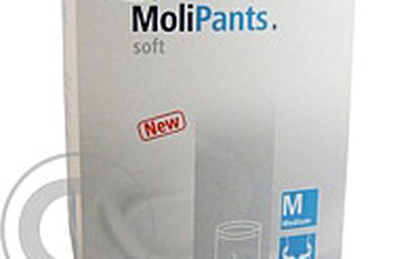 Inkontinenční fixační kalhotky MOLIPANTS SOFT M/5ks