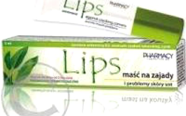 LIPS mast na koutky 5 ml