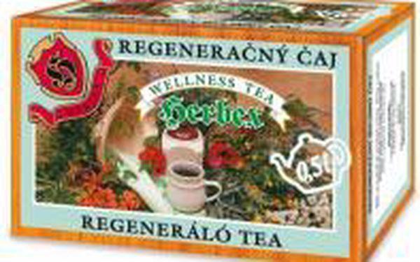 HERBEX Regenerační čaj 20x3 g
