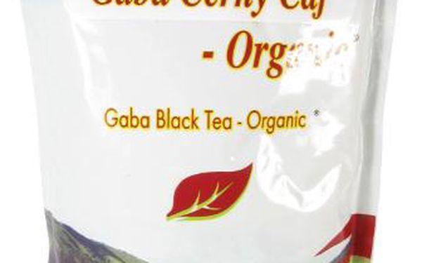 Gaba černý čaj Organic 100g