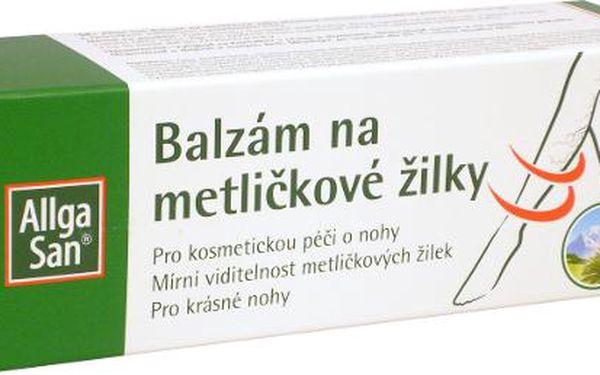Allga San Balzám na metličkové žilky 100ml