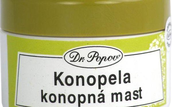 DR. POPOV Konopela 100 ml