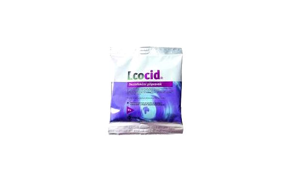 Ecocid prášek pro přípravu dezinfekčního roztoku - 1 x 50 g