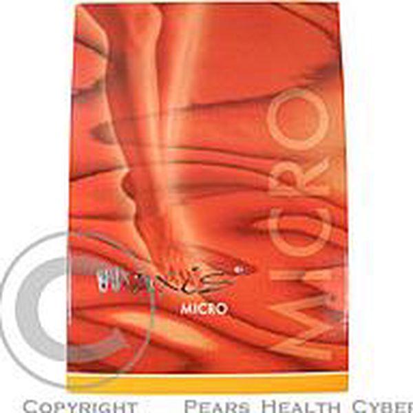 Maxis MICRO-lýtkové punčochy vel.5 II. KT, světlé bez špice
