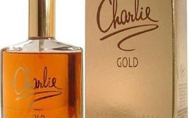 Revlon Charlie Gold 100ml EDT W