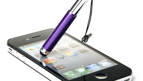 Dotykové pero (stylus) - 5 barev