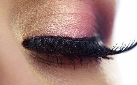 Řasy z norkových vlasů pro svůdný pohled