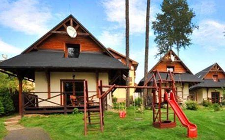 Apartmánový dům v Tatrách na 4 dny jen váš!