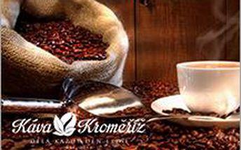Kvalitní čerstvě pražená Brazilská káva Brazil Cerrado Dulce s 30 % slevou. Akce pro všechny milovníky kávy!