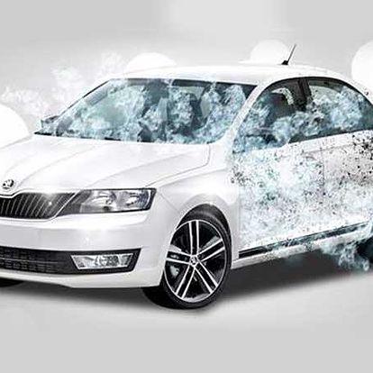 Ruční mytí vašeho auta v Royal Wash v Brně