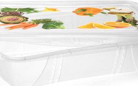 Set 3 krabiček na jídlo Fresh, 1 l