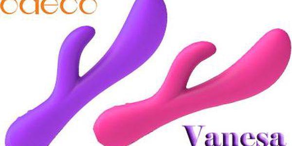 Dobíjecí vibrátor Odeco Vanessa