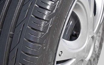Kompletní přezutí všech 4 pneu na vašem osobním automobilu vč. montáže/demontáže pneu