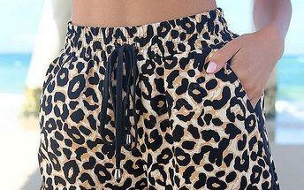 Kraťásky leopard