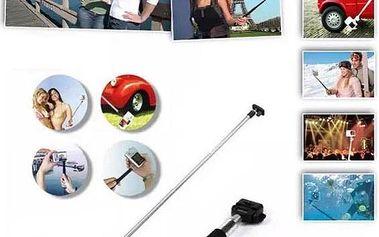 Univerzální selfie tyčka ve 3 barvách - 95 cm