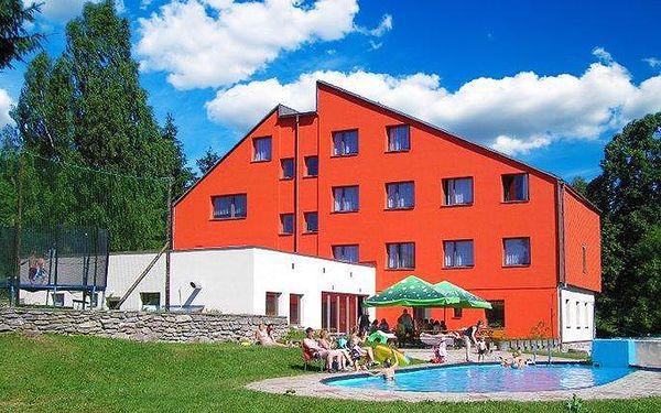 3–5denní pobyt pro 2 s neomezeným wellness v Jeseníkách v hotelu Na Trojce