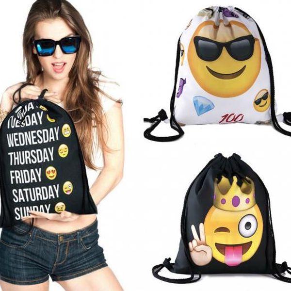 Vak na záda Emoji