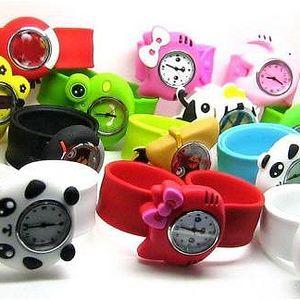Roztomilé dětské hodinky se zvířátky!