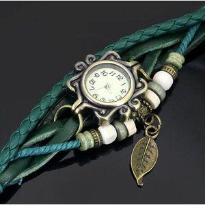 Dámské náramkové hodinky v retro stylu!