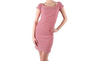 Dámské šaty Voyelles