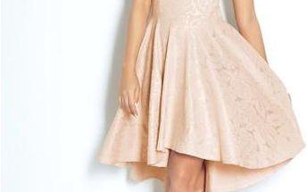 Exkluzivní asymetrické šaty Rosemary