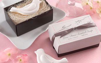 Dárková mýdla v krabičce