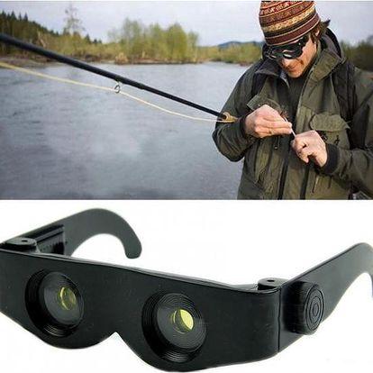 Brýle s dalekohledem!