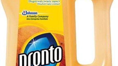 Pronto 5v1 mýdlový čistič na dřevo 750 ml