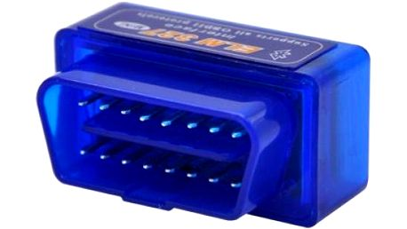 Bluetooth diagnostika motoru CZ verze