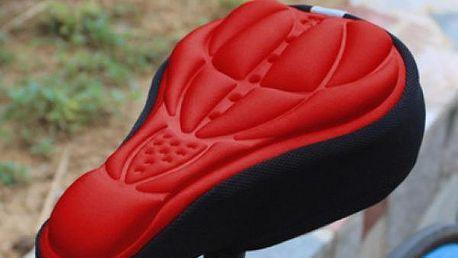 Potah na sedlo kola - jezděte pohodlně!
