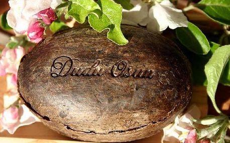 Africké černé mýdlo Dudu-Osun z čistě přírodních látek!