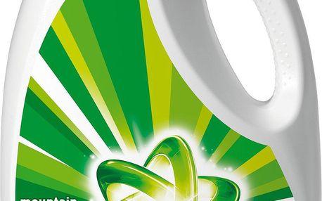 Ariel Whites + Colors Mountain Spring tekutý prací prostředek 20 dávek 1,3 l