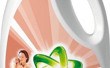 Ariel Whites + Colors Sensitive tekutý prací prostředek 20 dávek 1,3 l