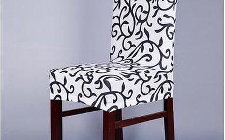 Praktický potah na židli - 6 stylů