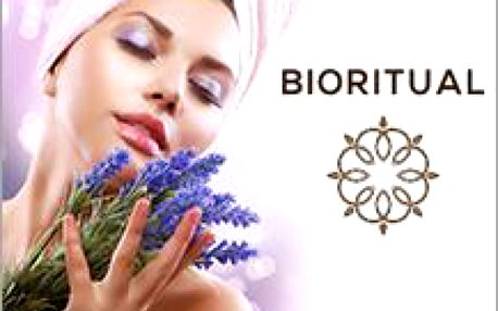90 minutové ošetření vaší pleti přírodní kosmetikou za skvělou cenu! Užijte si v Bioritual!
