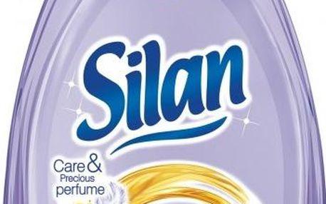 Silan Soft & Oils Care & Precious Perfume Oils Purple aviváž 42 dávek 1,5 l