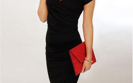Pouzdrové elegantní šaty Jodie v krásných barvách!