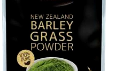 Namíchejte si zdravý osvěžující nápoj z vysoce kvalitního mladého zeleného ječmene z Nového Zélandu a objevte jeho blahodárné účinky na váš organismus. Díky vysokému obsahu živin bude vaše tělo ve skvělé formě.